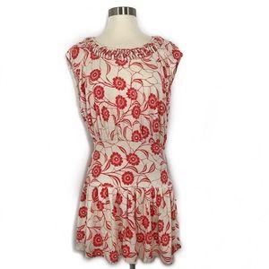 Leif Notes Floral Dress
